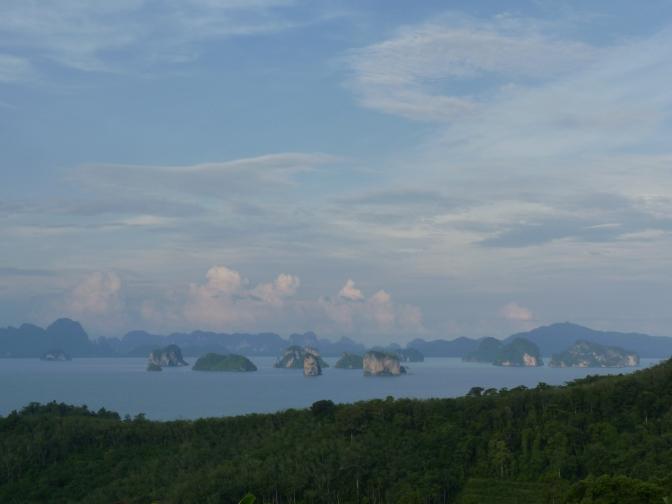 Thajsko – Okradnú vás a ešte sa budete usmievať