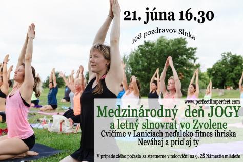 Medzinarodny den jogy