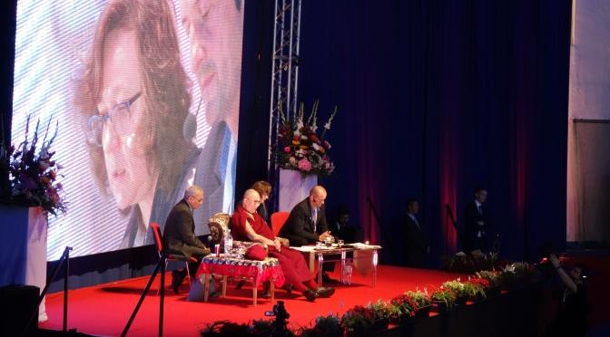 Dalajláma a tlmočníčka, ktorá nepočula